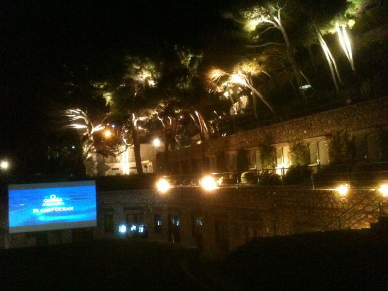OMEGA evento a Capri_foto1