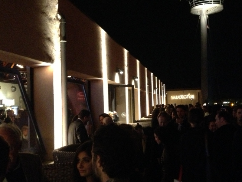 Swatch evento Biennale Venezia_foto1